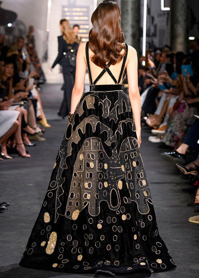Платье Elie Saab