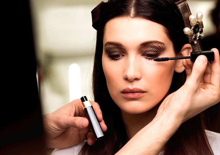 Как сделать макияж Шанель 2016-2017