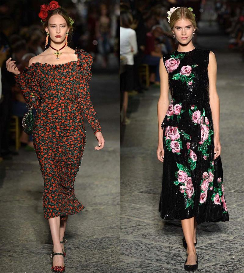 Платья Dolce & Gabbana