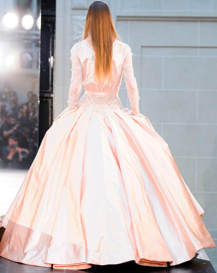 Свадебное платье Alexis Mabille