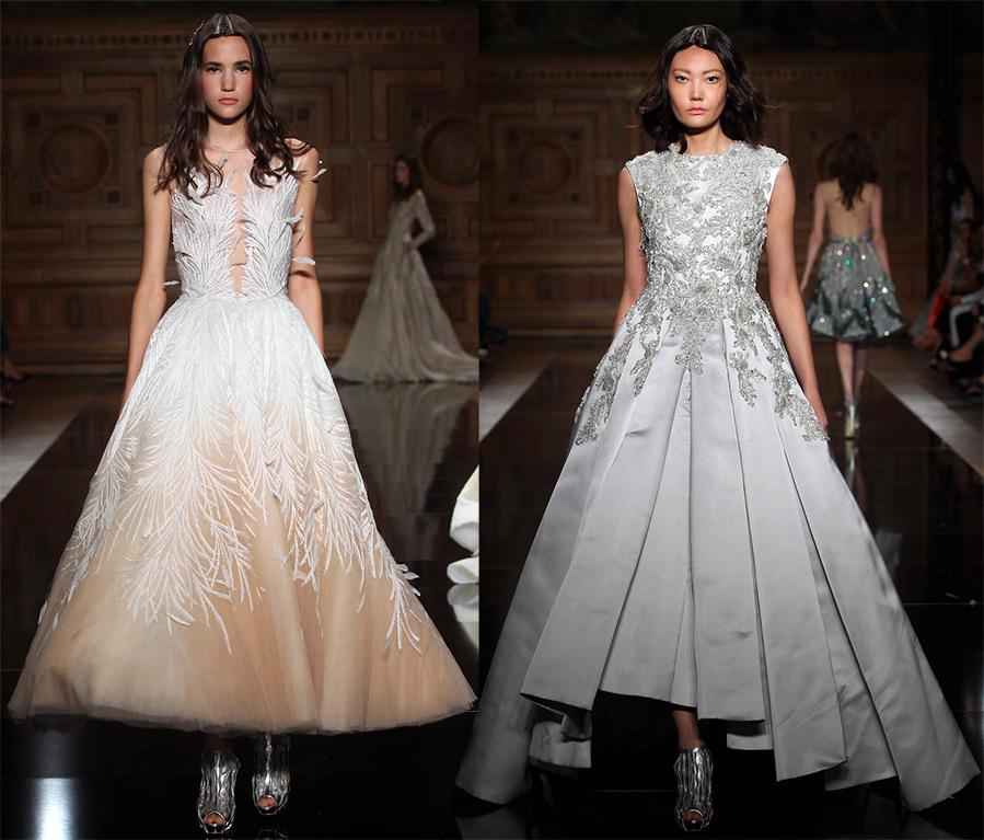 Свадебные платья 2016-2017