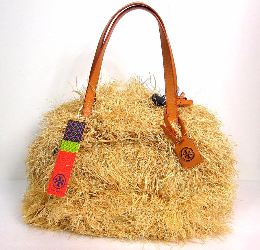 Плетеная сумка Tory Burch