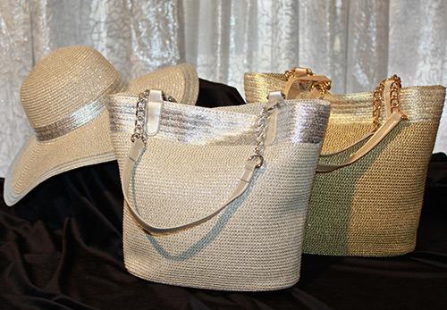 Выбираем соломенную сумку для пляжа и города