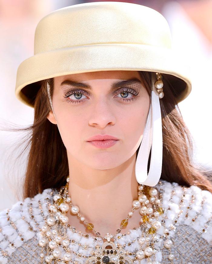 Шляпка Шанель 2016-2017