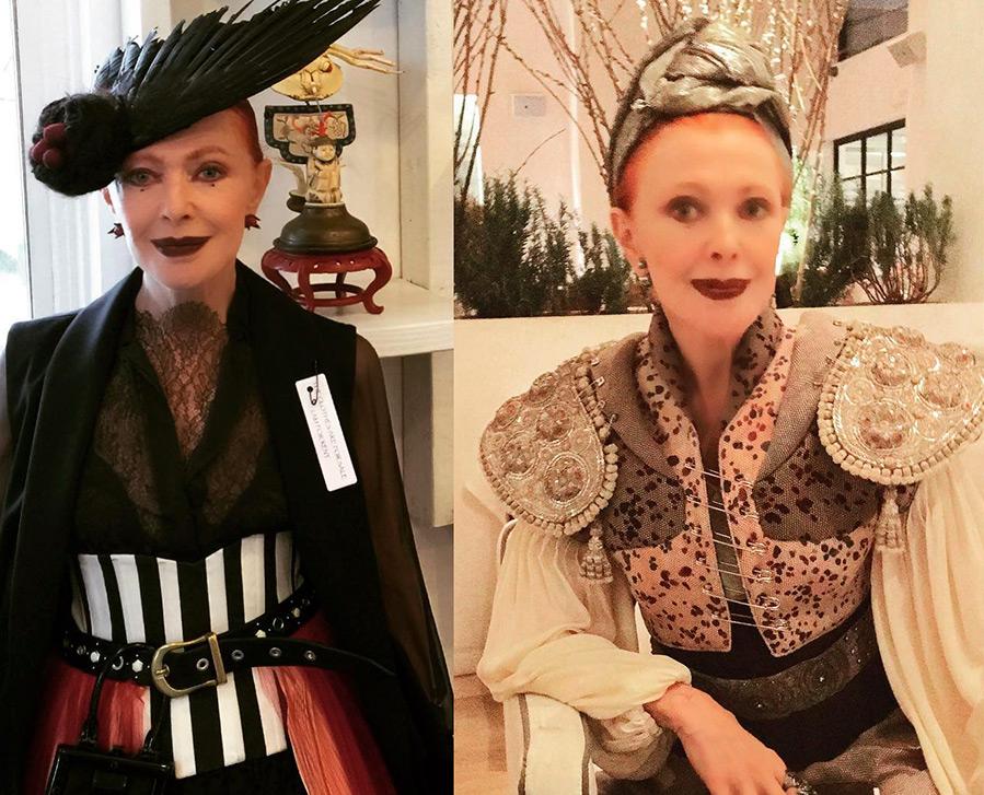 Мода и стиль для женщин за 60