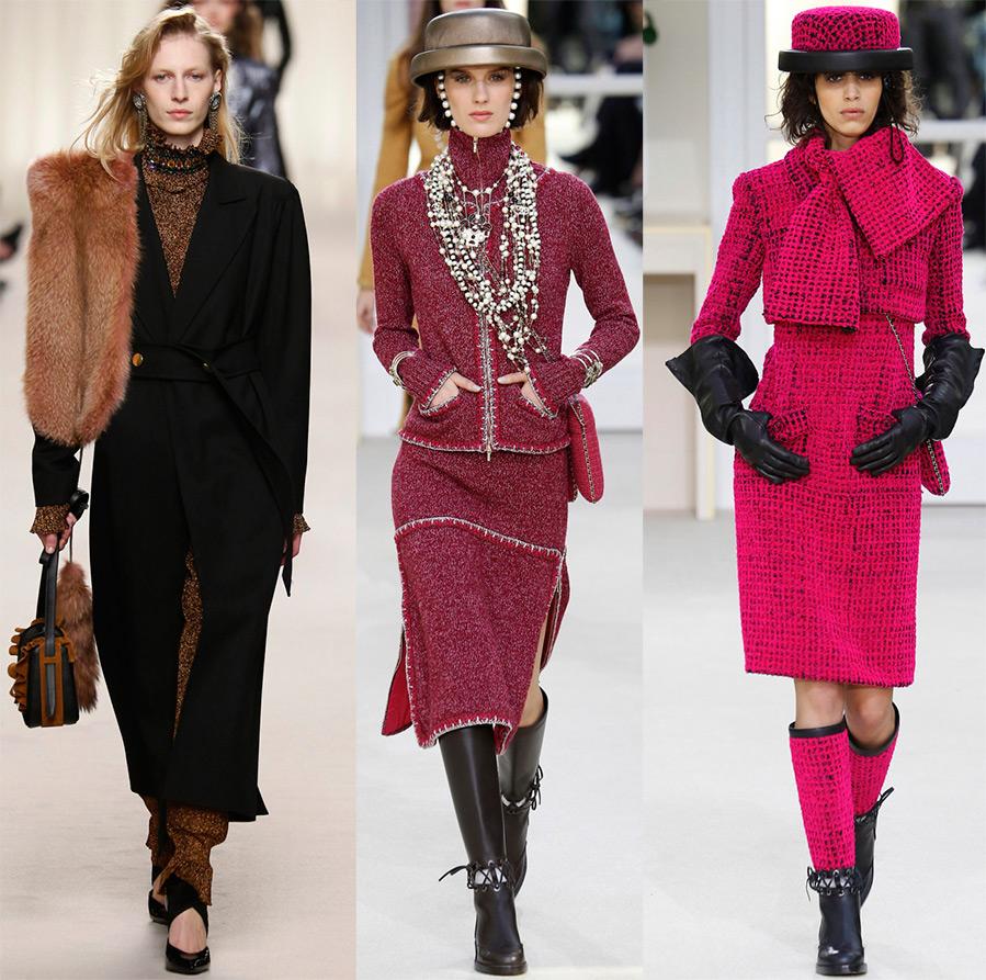 0ab3f092818a Мода осень-зима 2016-2017 для женщин - обзор модных тенденций