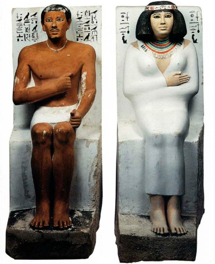 История моды и костюм в Древнем Египте