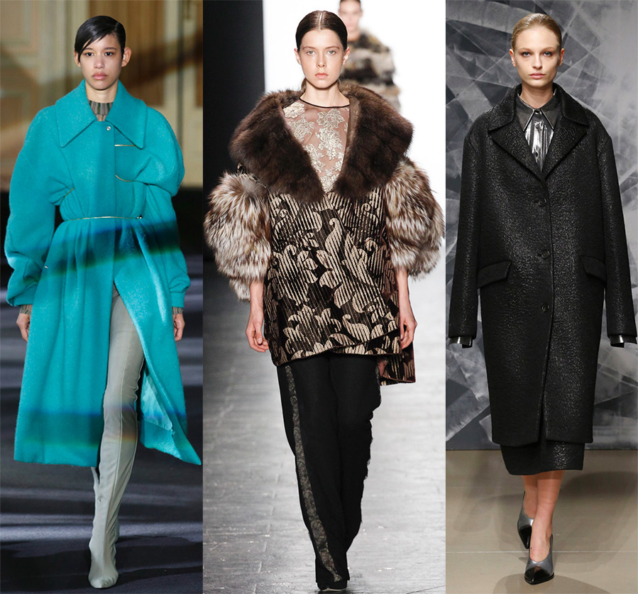 Все самые модные женские пальто