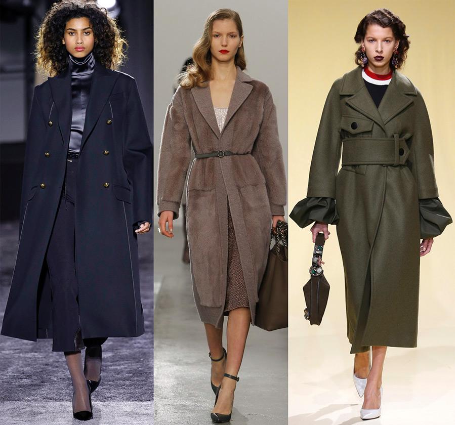 c6ac07bc25e Модное пальто осень-зима 2016-2017 – фото и тенденции