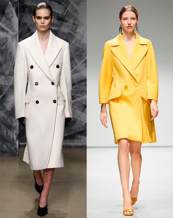 Все самые модные женские пальто 2016-2017
