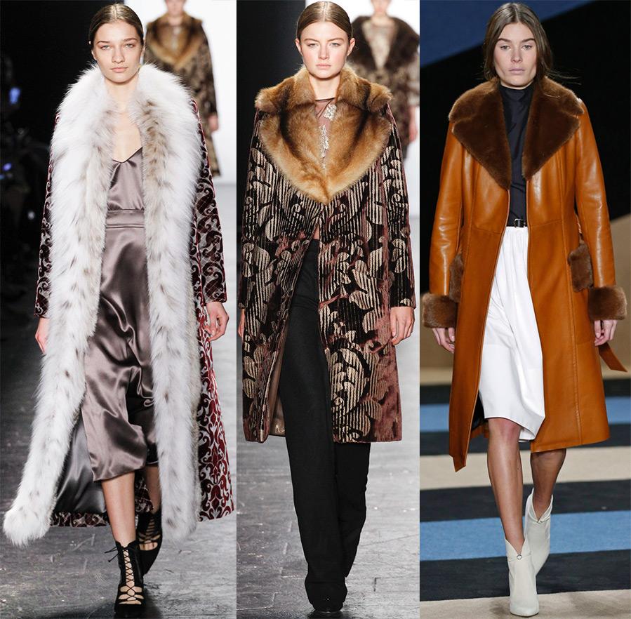 Модное пальто 2016-2017