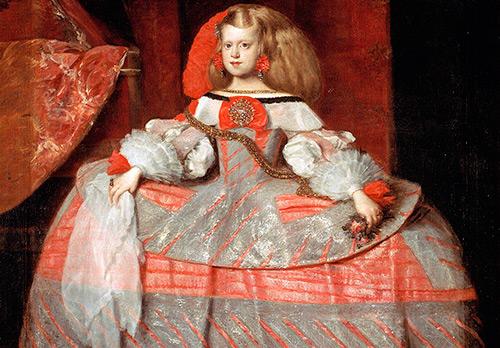 История моды в Испании XVI - XVII века