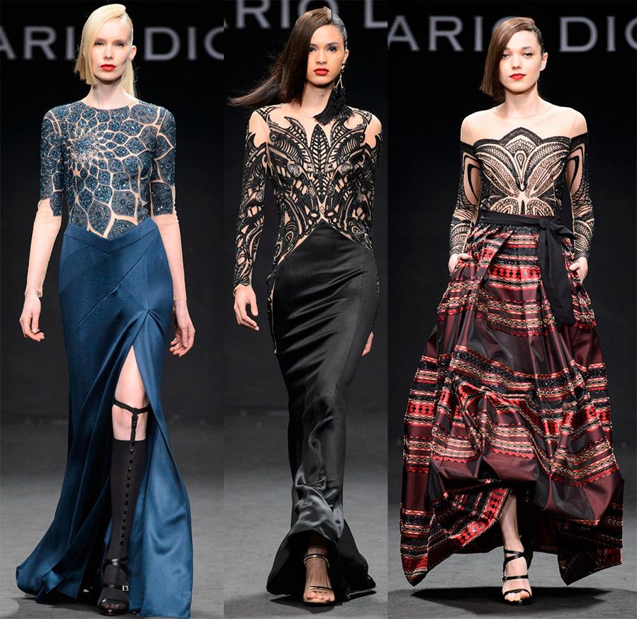Вечерние платья Mario Dice