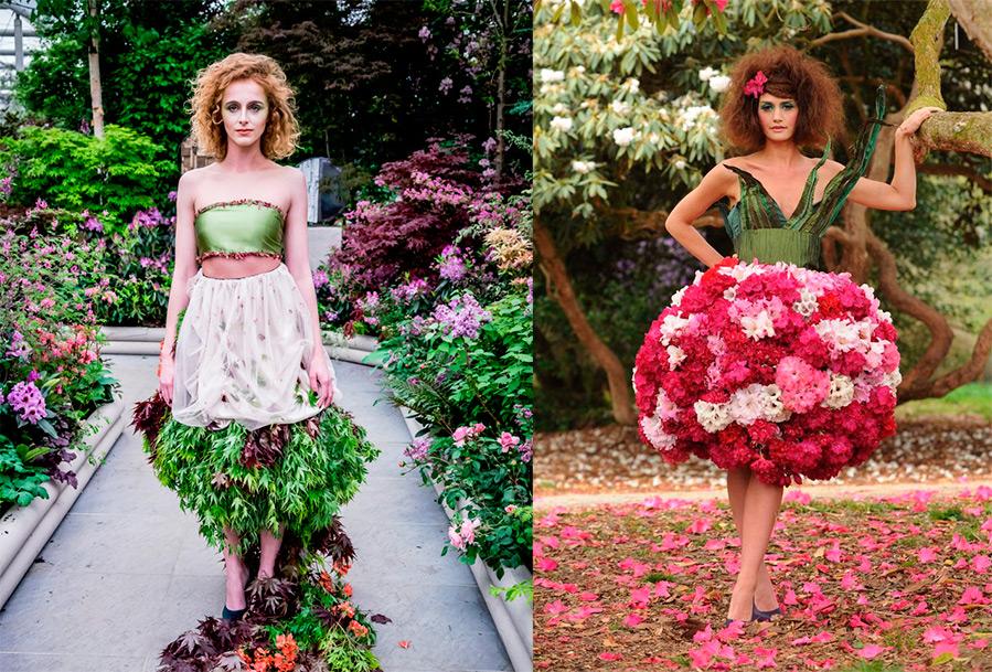 Модный флорист