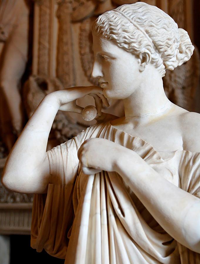 Артемида костюм греков
