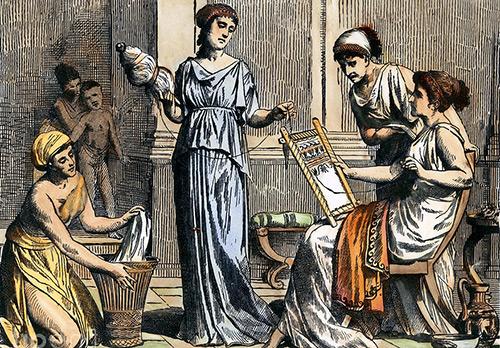 История моды - что нужно знать о костюме Древней Греции