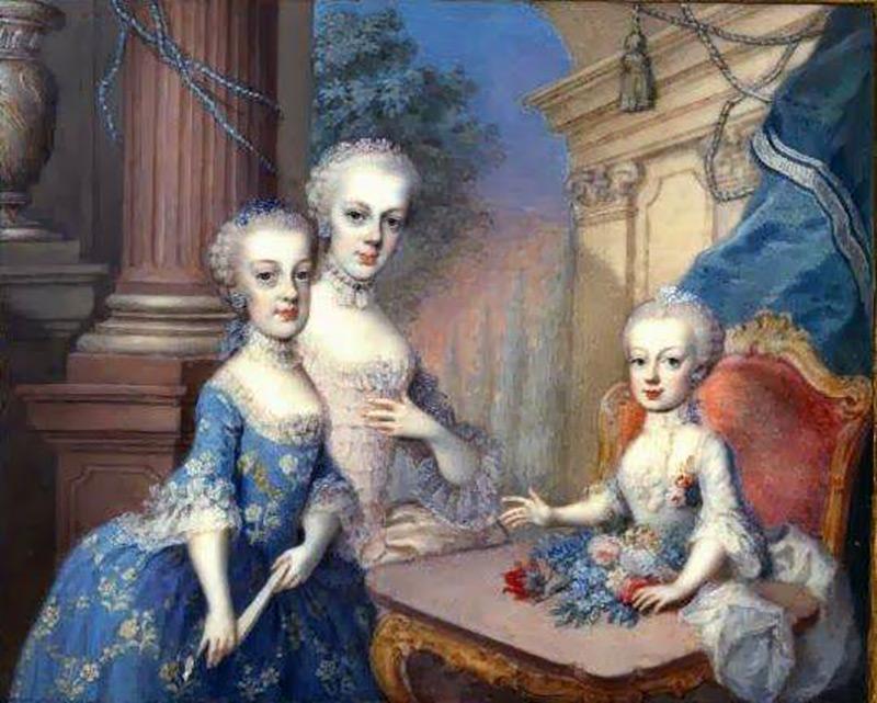 Стиль рококо в одежде и мода эпохи рококо