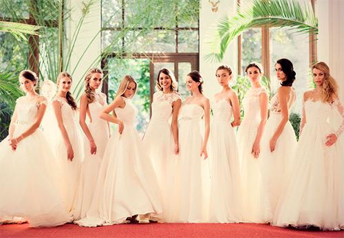 Неделя свадебной моды в Минске – лучшие платья