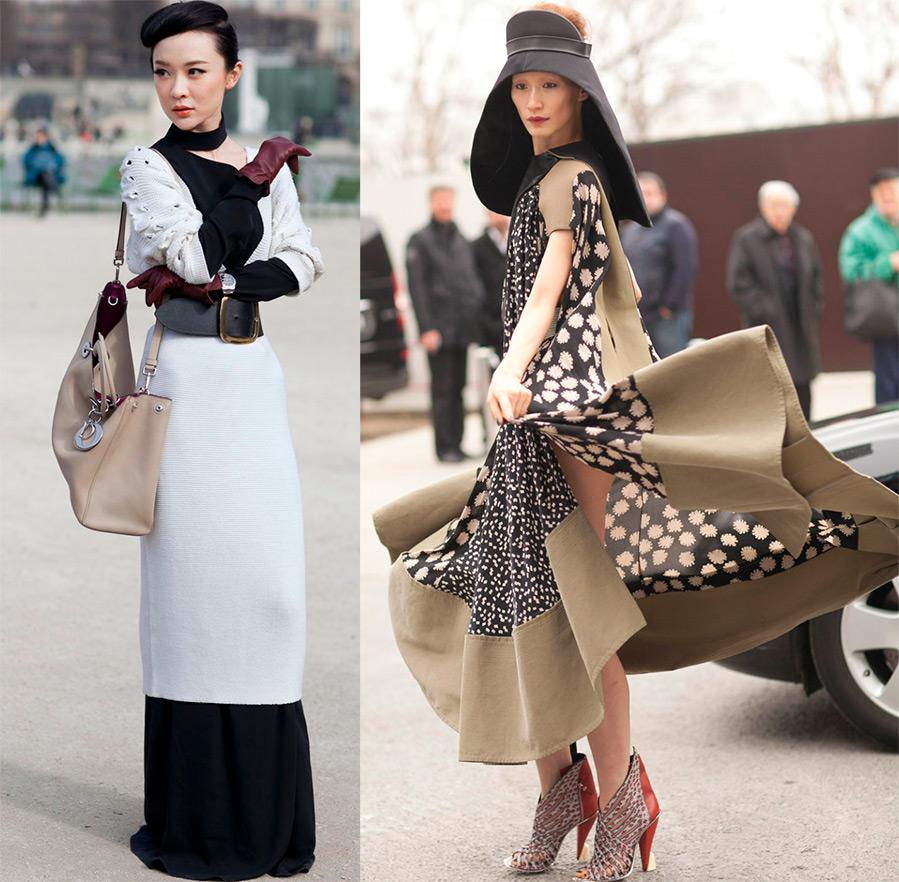 Стиль авангард в одежде и аксессуарах