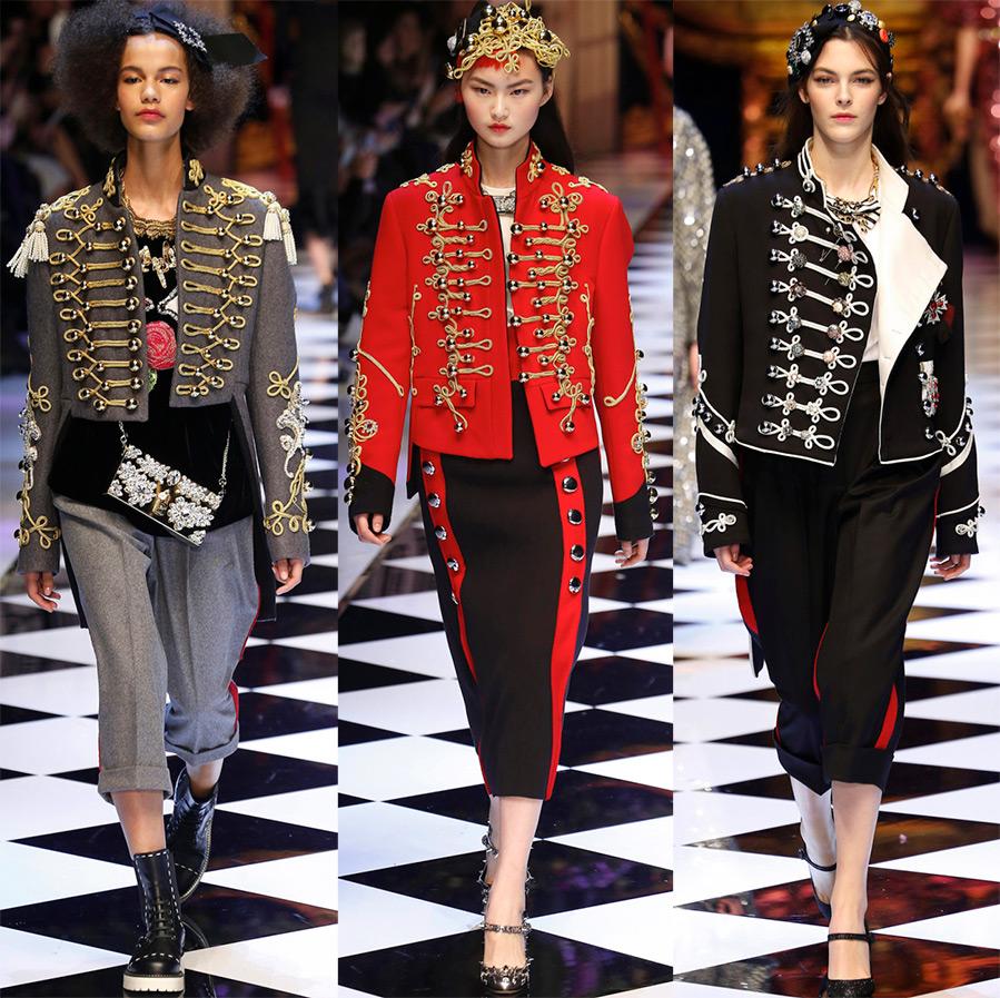 Dolce & Gabbana 2016-2017