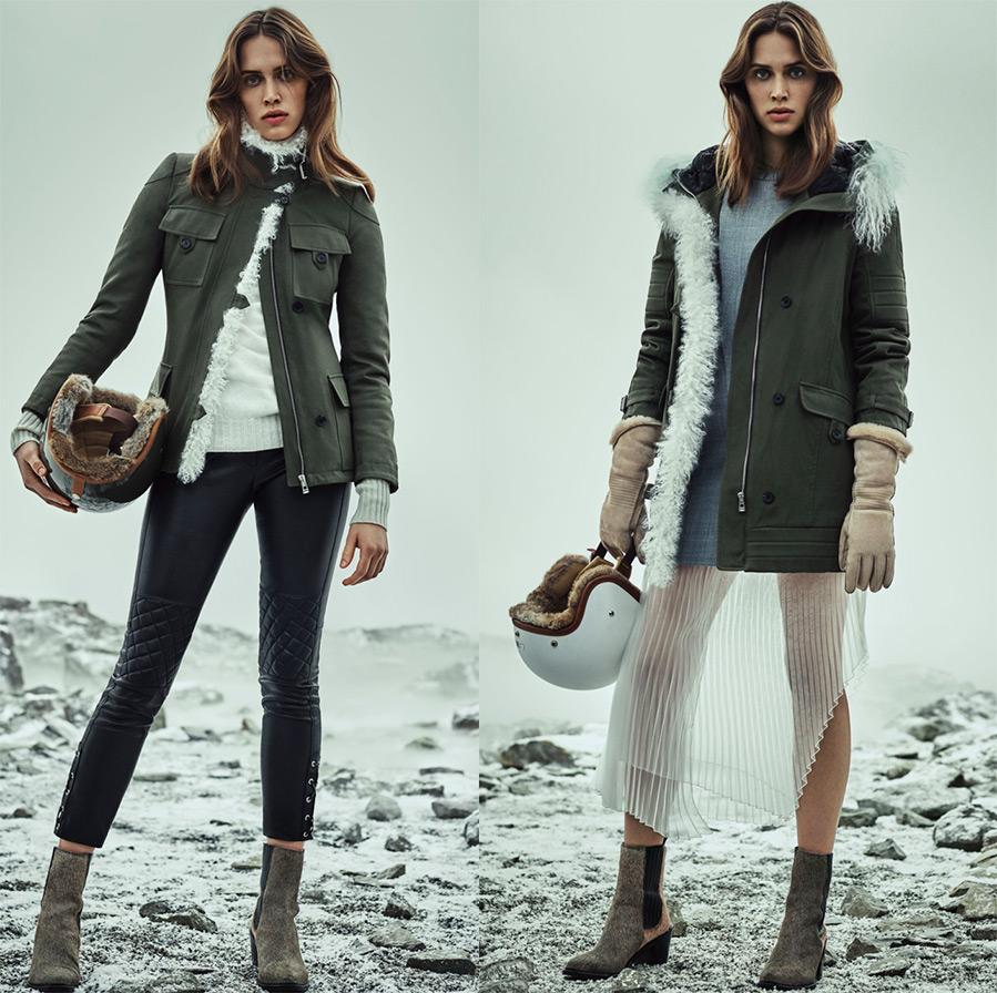 женские куртки Belstaff