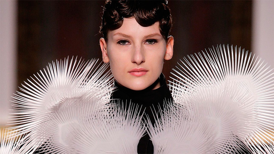 Фантастические платья Iris van Herpen