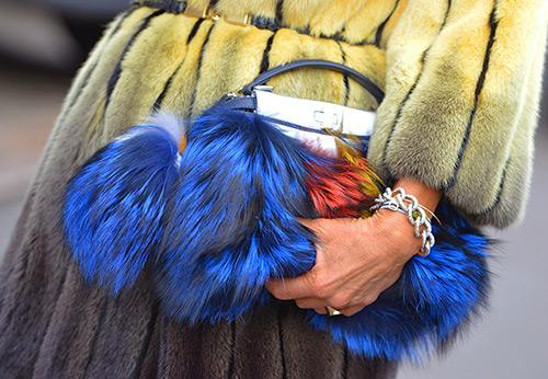 Недорогие меховые сумки – выгодные покупки в интернете