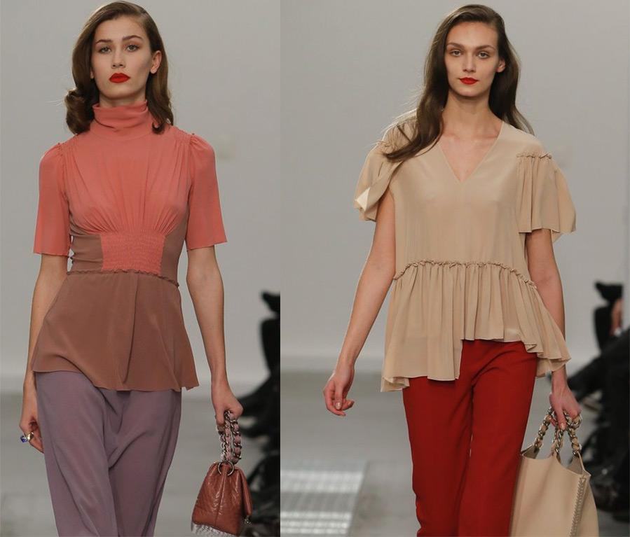 Agnona - женские блузки