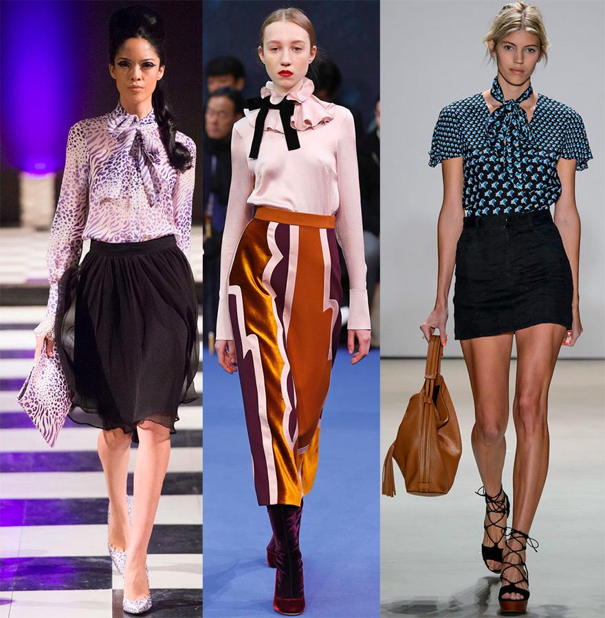 Модные образы 2016-2017