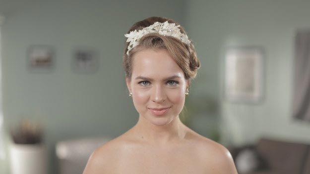 Свадебные прически, проверенные временем