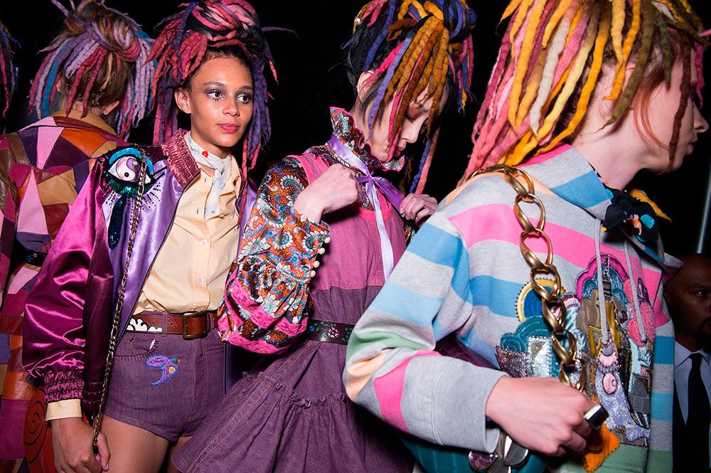 Мода весна-лето в коллекции Marc Jacobs