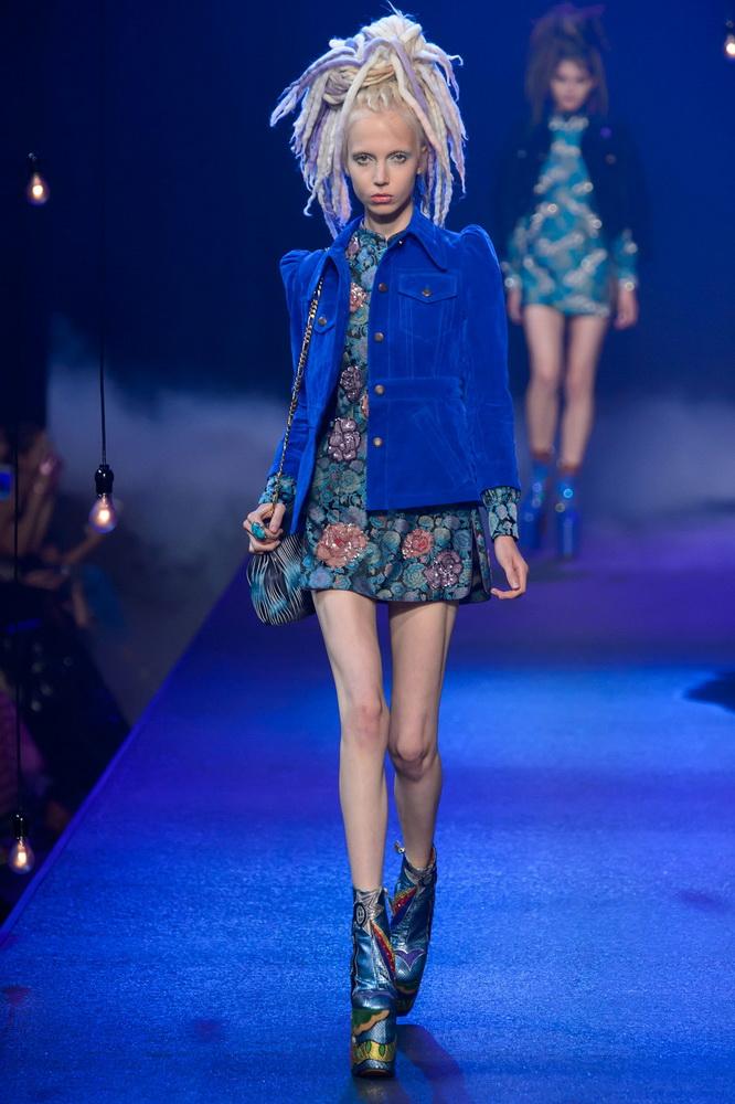 Мода весна-лето 2017 Marc Jacobs