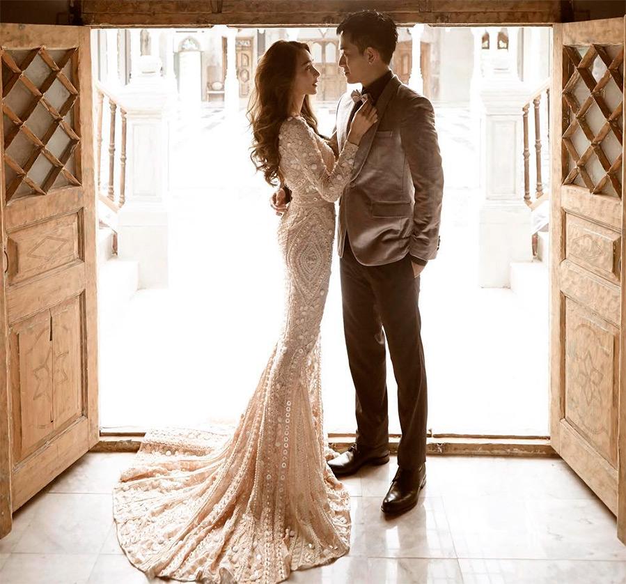 Сколько свадебных платьев можно надеть на торжество