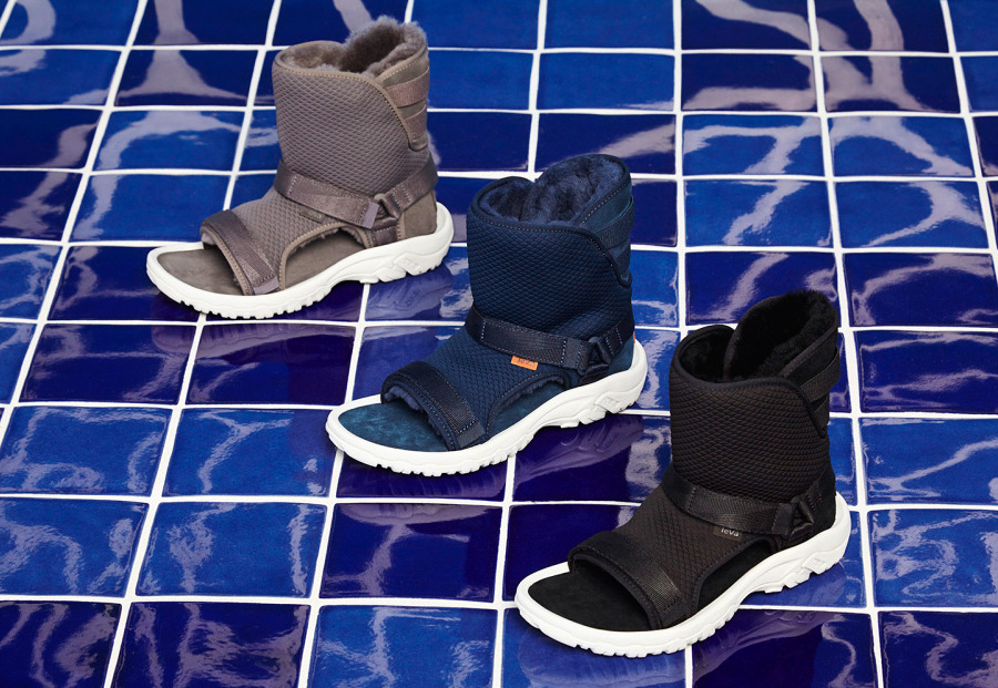 Самая уродливая обувь нового сезона