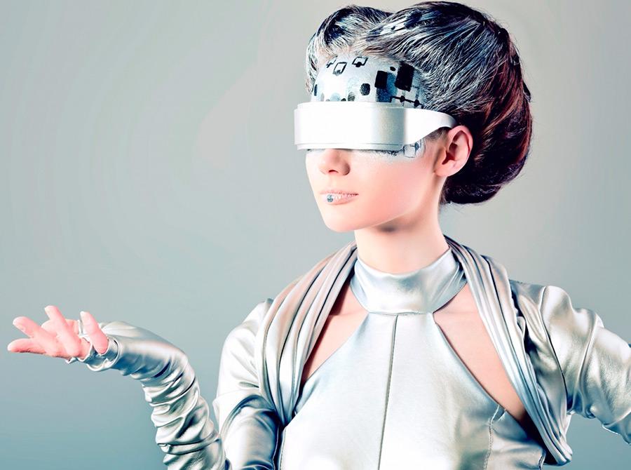 женская и мужская мода будущего