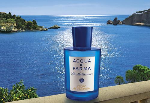 Восхитительная парфюмерия от Acqua Di Parma