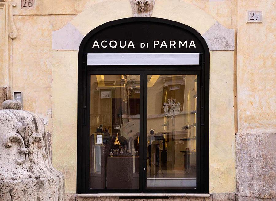 Парфюмерный магазин Acqua Di Parma