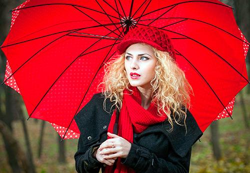 Лучшие зонты избавят от дождя и плохого настроения