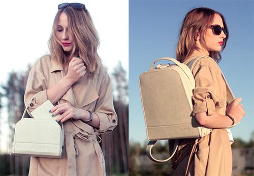 Разговор о сумках с дизайнером Николаем Майстренко