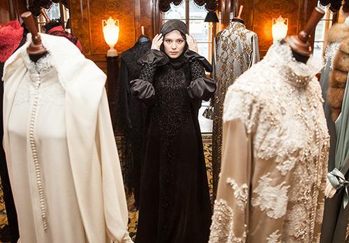 Молитвенные мусульманские платья от YAND