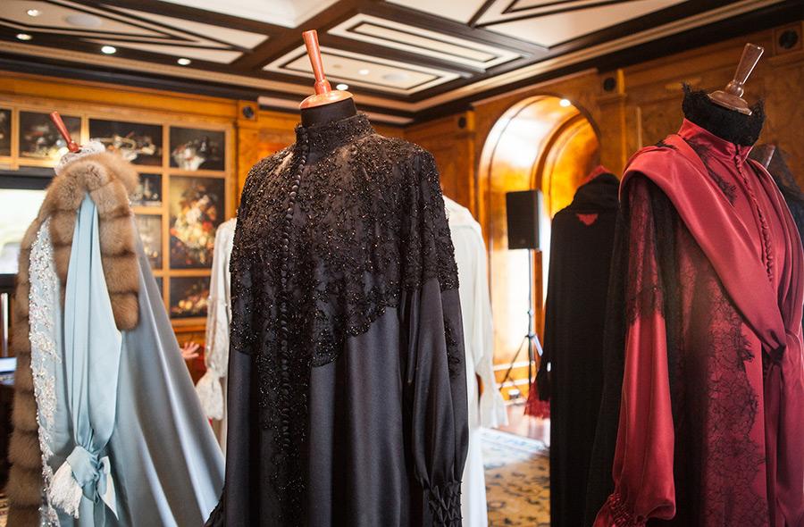 Роскошные мусульманские платья