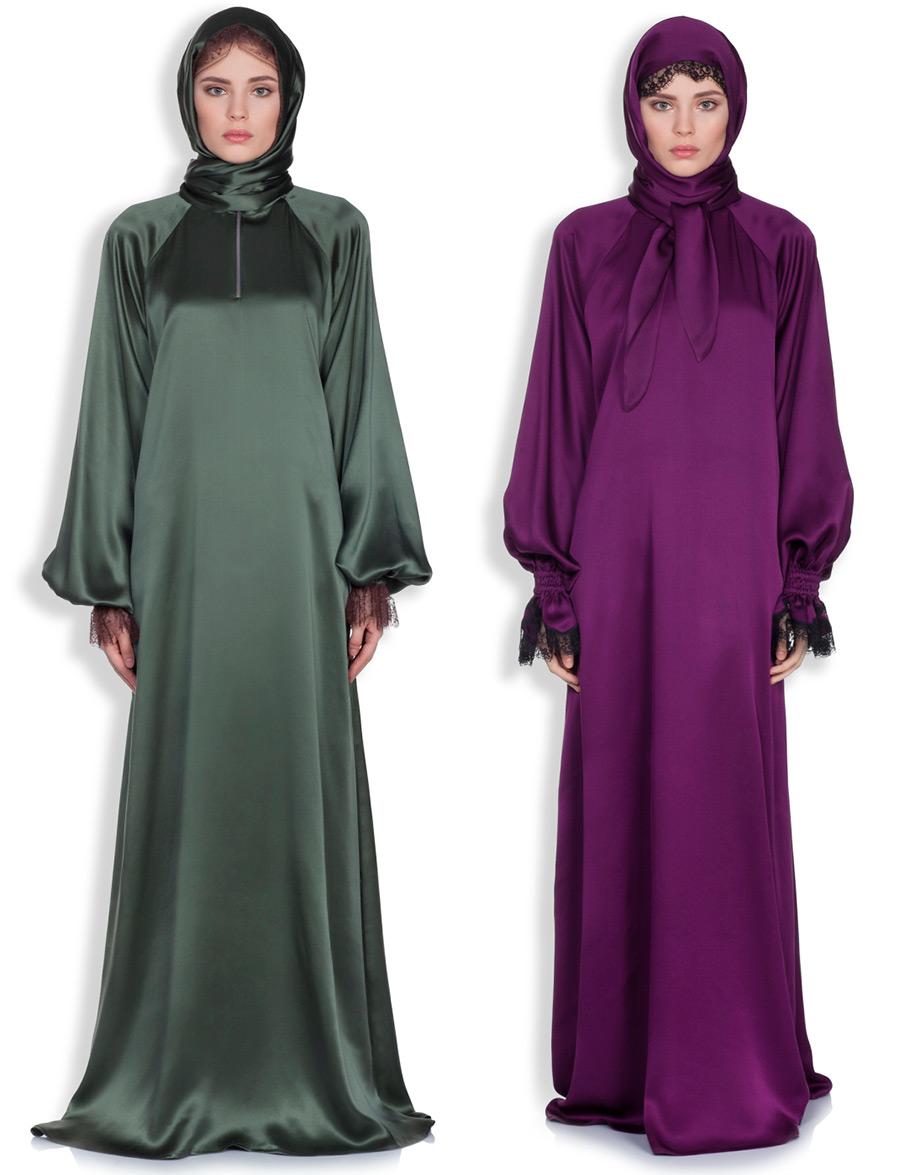 Мусульманские молитвенные платья для намаза