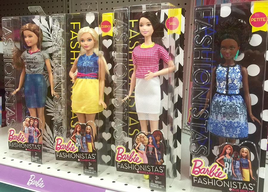 Как кукла Барби влияет на модные тенденции
