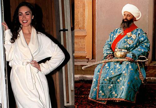История о теплых и роскошных халатах Востока