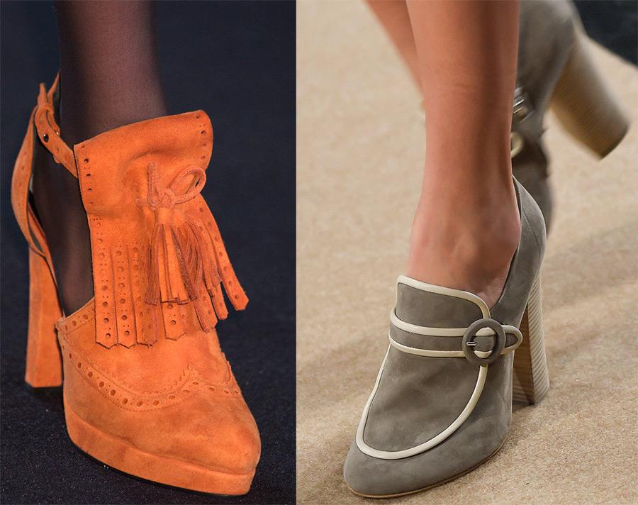 d62a18a45de6 Модная женская обувь 2016-2017 – сапоги, ботильоны и туфли