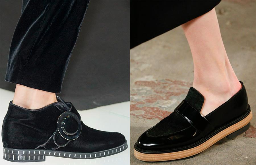 Модная женская обувь 2016-2017