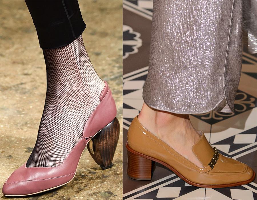 Женские туфли 2016-2017 года – все модные тенденции
