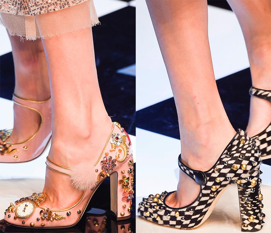 Женские туфли Dolce & Gabbana