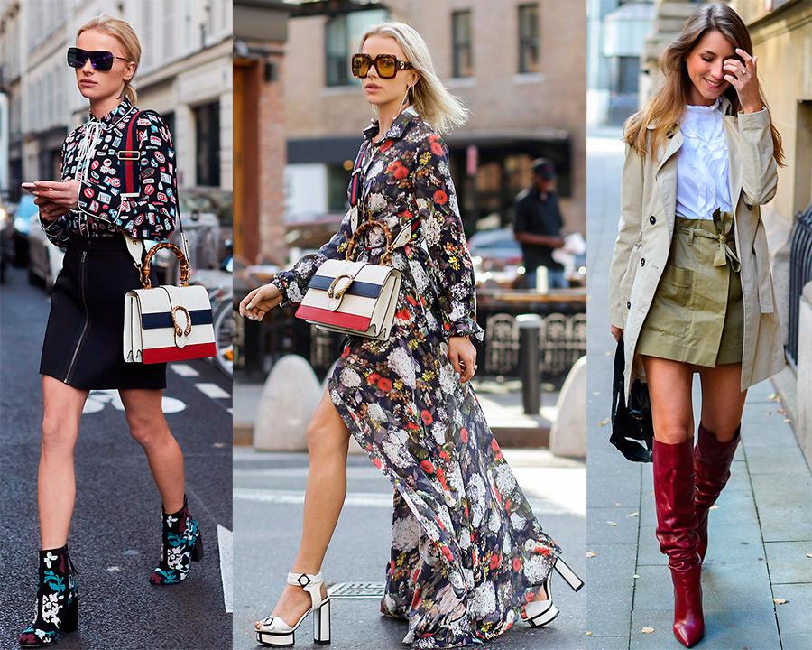 Вас вдохновляют знаменитости или простые модницы