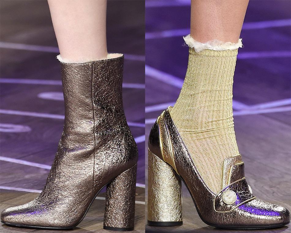 Блестящая женская обувь Tommy Hilfiger